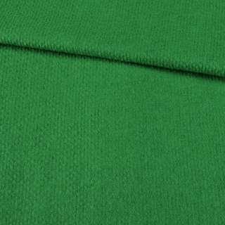 Лоден шанель зеленая яркая ш.155
