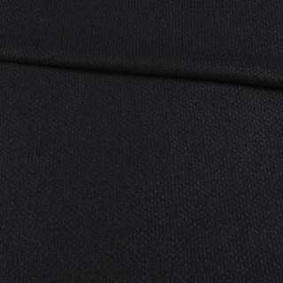 Лоден шанель черная ш.150