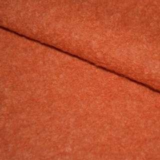 лоден-букле морковный (оттен. светлее) ш.152