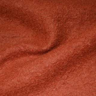 Лоден-букле рыже-оранжевый ш.156