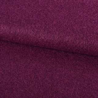лоден фиолетово-баклажановый ш.150