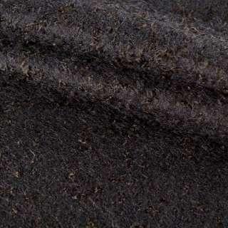 Лоден-букле чорний ш.150
