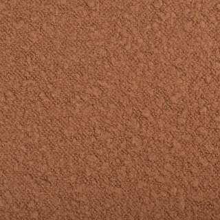 Лоден-букле коричнево-рудий ш.150