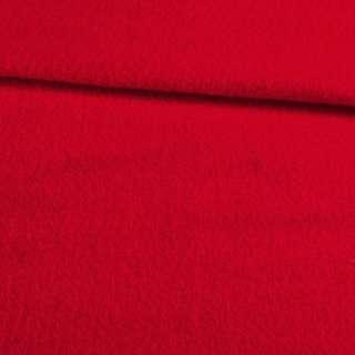 Лоден мохер* красный, ш.160