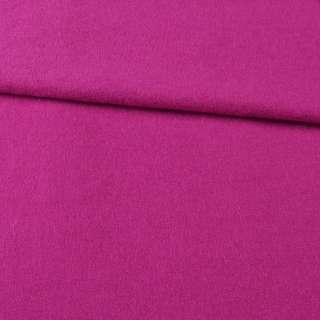 Лоден шерстяной костюмный  лиловый, ш.155