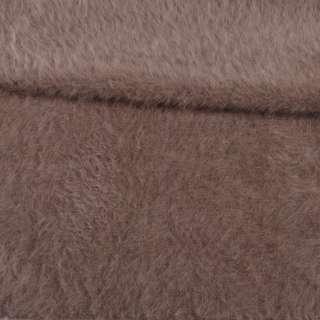 Ангора длінноворсна попелясто-коричнева ш.150