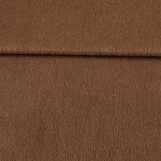Ангора длинноворсная коричневая светлая ш.150