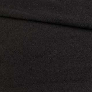 Кашемір пальтовий чорний, ш.145