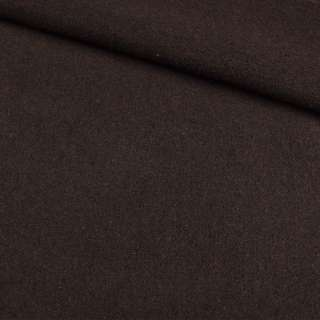 Кашемир пальтовый коричневый, ш.156