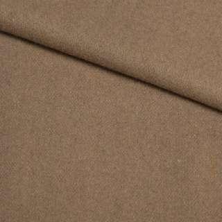 Кашемір пальтовий бежевий темний, ш.150