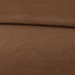 Кашемир пальтовый бежево-коричневый ш.150
