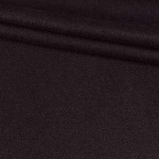 Лоден двухсторонний черный ш.155