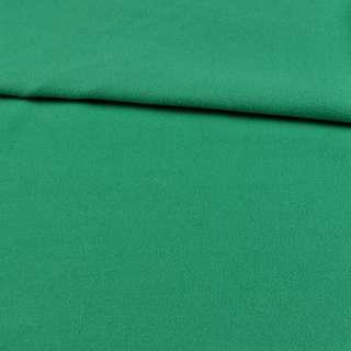 трикотаж пальтовий зелений, ш.153