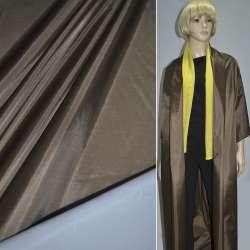 Ткань плащевая коричневая ш.150