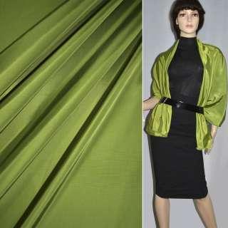 Ткань плащевая светло-зеленая ш.150