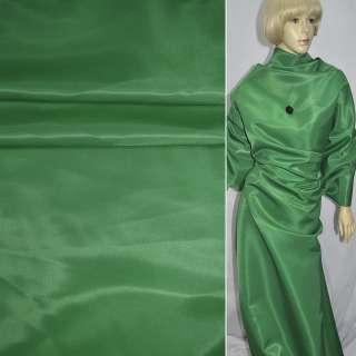Ткань плащевая ядовито-зеленая ш.155