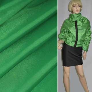 Ткань плащевая зеленая ш.150