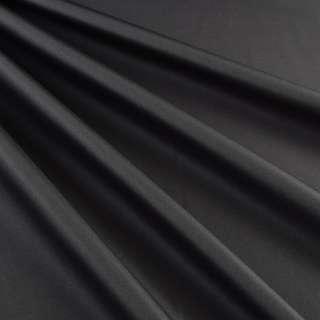 Бондинг (плащевка на трикотажной основе) серый (графит) ш.149