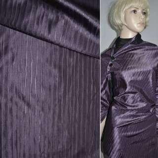 тафта жат. темно-фиолетовая на трикотаж. основе ш.150
