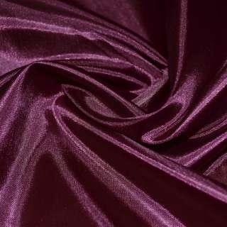 Ацетатный шелк бордово-черный ш.150