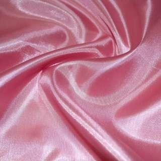 Ацетатный шелк розовый-фрез ш.150