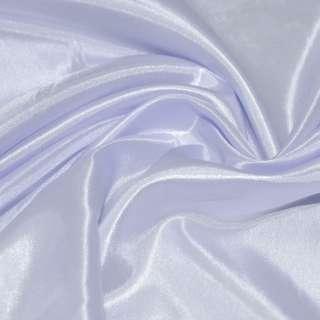 Ацетатный шелк молочно-фиолетовый ш.150