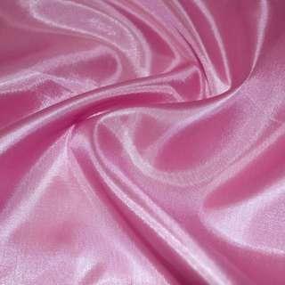 Ацетатный шелк ярко-розовый ш.150