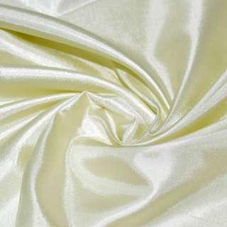 Ацетатный шелк бледно-лимонный ш.150