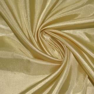 Ацетат. шовк блідо жовтий