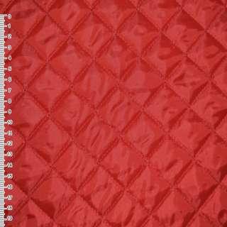 стеганая подкладка красная (синтепон 100) ш.150