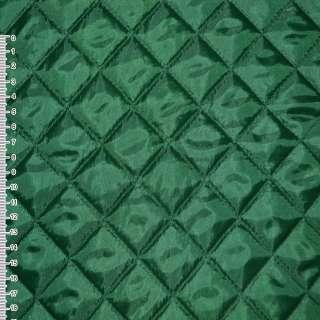 стеганая подкладка зеленая (синтепон 100) ш.150