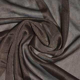 подкладка трикотажная коричневая ш.160