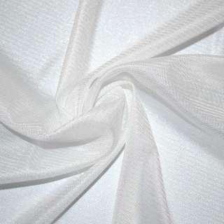 ткань подклад. трикотажная белая ш.150