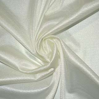 ткань подклад. трикотажная молочная ш.157