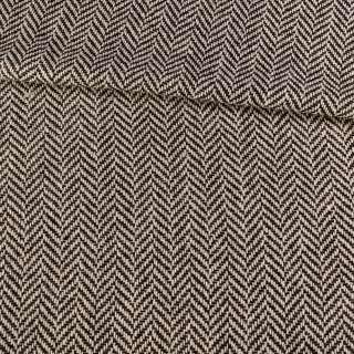 Букле чорно-біле в велику ялинку, ш.150
