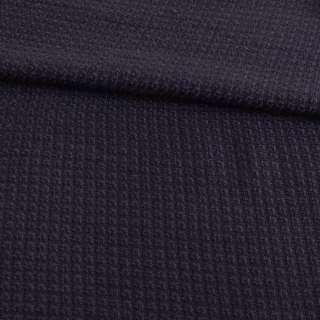 Рогожка синя темна ш.150