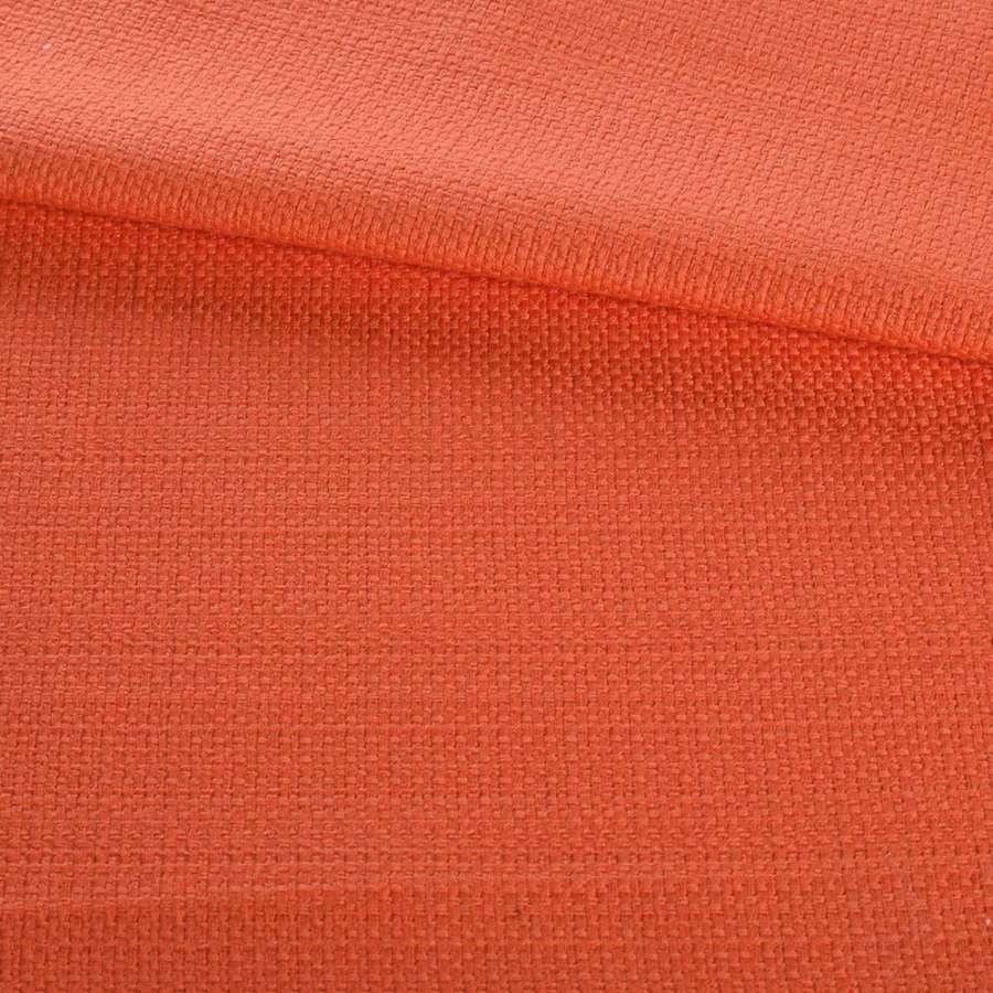 Рогожка оранжевая, ш.155