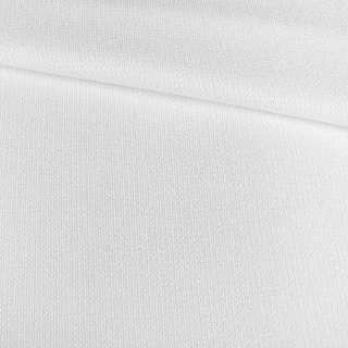 Рогожка белая ш.145