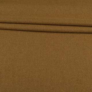 Рогожка вовняна гірчично-бежева ш.145