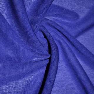 Сетка стрейчевая плотная синяя ультра ш.160