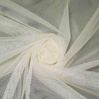 Сетка мягкая тонкая желто-кремовая ш.150