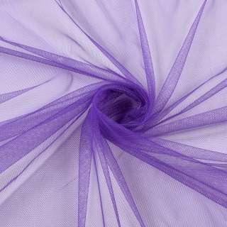 Дрібна сітка м'яка фіолетова світла, ш.165