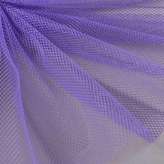 Сетка жесткая соты фиолетовая ш.150