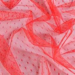 Сетка мушка мелкая красная, ш.158