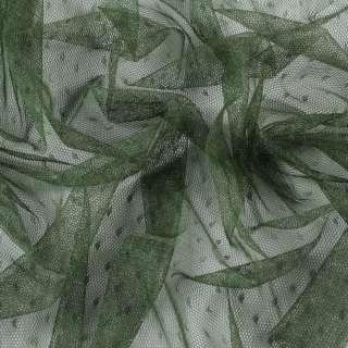 Сітка мушка дрібна оливкова, ш.155