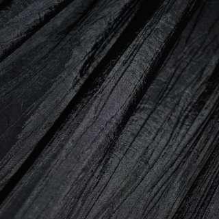 Тафта жатая черная ш.130
