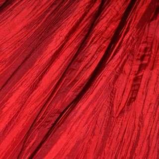 Тафта жатая красная ш.130