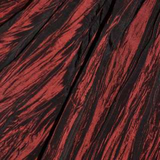 Тафта жатая бордовая ш.130