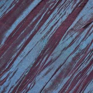 Тафта жата синьо фіолетова ш.130