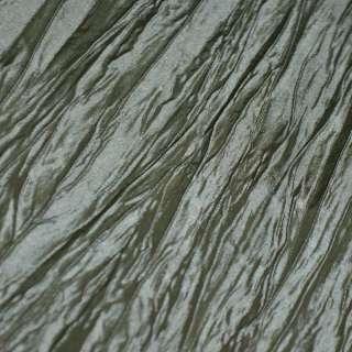 Тафта жатая серо-зеленая ш.130